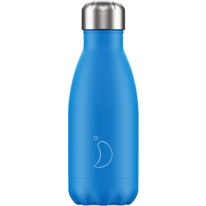 Chilly's 260ml Neon Blue