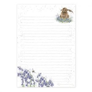 Wrendale Hare Jotter Pad