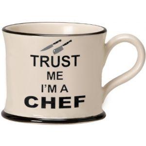 Trust Me I'm a Chef Mug
