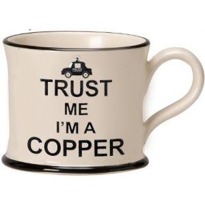 Trust Me I'm a Copper Mug
