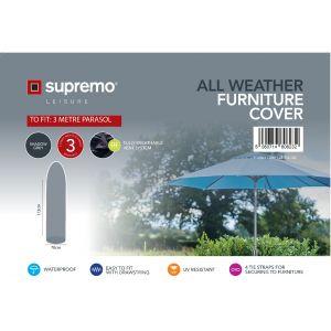 3m Parasol Cover