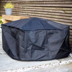 Premium Fire Pit Cover - Sqaure