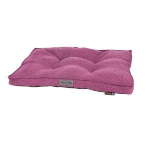 Scruffs® M Berry Purple Manhattan Mattress