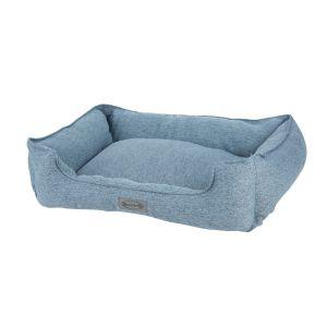 Scruffs® XL Denim Blue Manhattan Box Bed