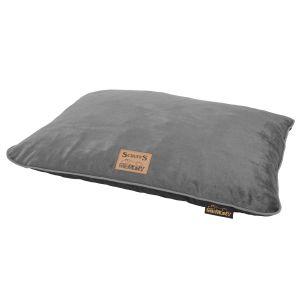Scruffs® Grey Bolster Orthopaedic Plush Mattress