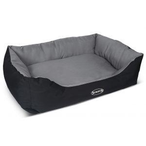 Scruffs® XL Graphite Grey Expedition Box Bed