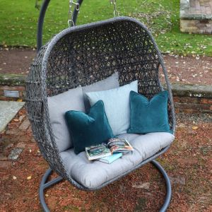 Rydal Double Hanging Egg Chair