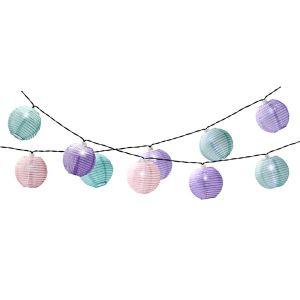 Solar String Lights - Purple