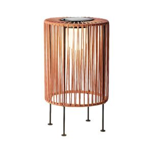 String Solar Table Lamp - Pink