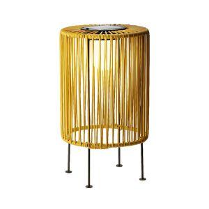 String Solar Table Lamp - Yellow