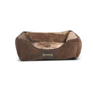 Scruffs® M Chocolate Chester Box Bed