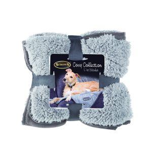 Scruffs® Cosy Grey Blanket