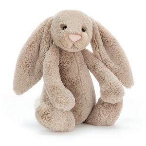 Jellycat Large Beige Bashful Bunny