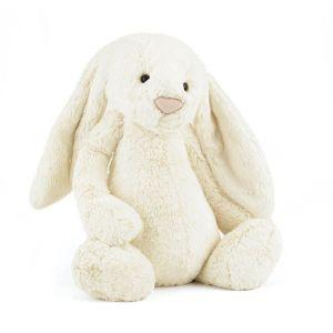 Huge Bashful Bunny Cream