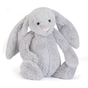 Large Bashful Bunny Silver