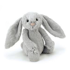 Medium Bashful Bunny Silver