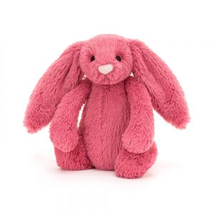 Small Bashful Bunny Cerise