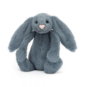 Medium Bashful Bunny Dusky Blue