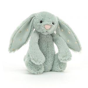 Jellycat Medium Bashful Sparklet Bunny