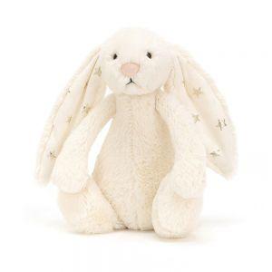 Jellycat Medium Bashful Twinkle Bunny