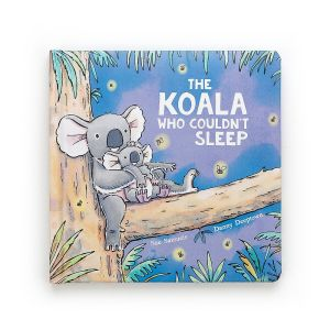 Jellycat 'The Koala That Couldn't Sleep' Book