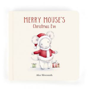 Jellycat 'Merry Mouse' Book