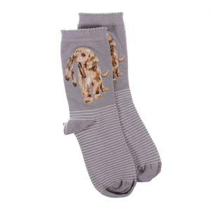 Wrendale 'Hopeful' Socks