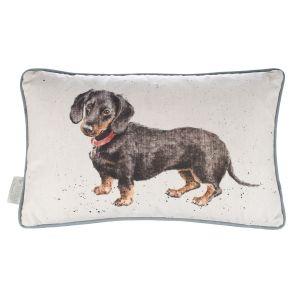 Wrendale 'Hugo' Rectangular Cushion