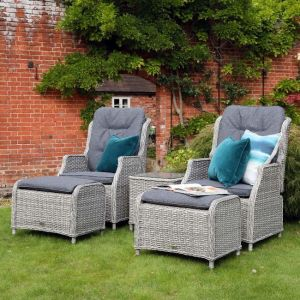 Lazia Dual Reclining Lounge Set