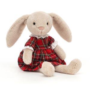 Jellycat Tartan Lottie Bunny