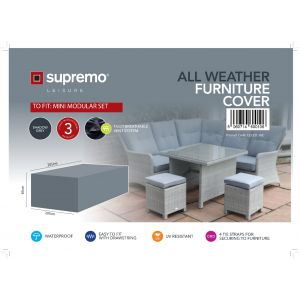 Mini Modular Set Furniture Cover