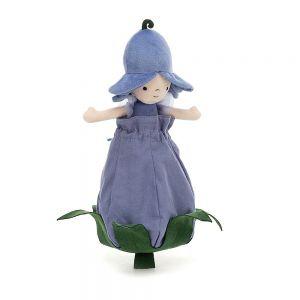 Jellycat Bluebell Petalkin Doll