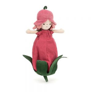Petalkin Doll Rose