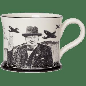 Winston Churchill The Few Mug