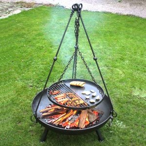 Small Cooking Tripod