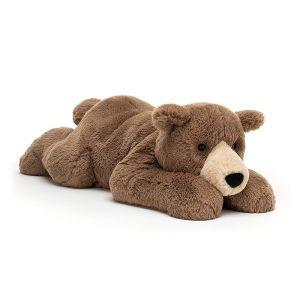 Jellycat Woody Bear Lying