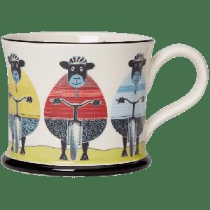 Wooly Bikers Mug