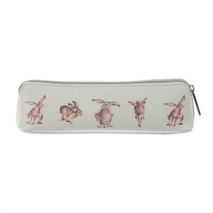 Wrendale 'Hare-Brained' Brush Bag