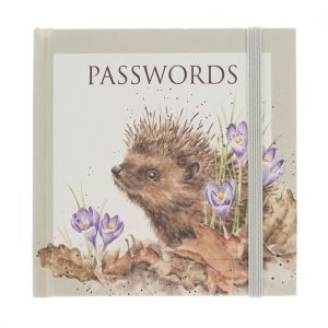 Wrendale 'New Beginnings' Password Book